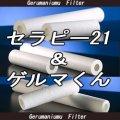 セラピー21・ゲルマくん フィルター