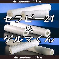 画像1: セラピー21・ゲルマくん フィルター
