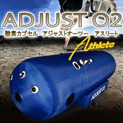 画像1: ADJUSTO2【新基準1.35気圧 】ソフト一体型・静音モデル業務用・家庭用・酸素カプセル