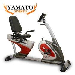 画像1: ヤマトスポーツ オーモテック リカンベントバイク YRB-3300