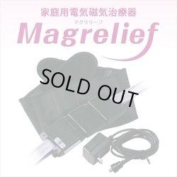 画像1: 家庭用電気磁気治療器 Magrelief(マグリリーフ)