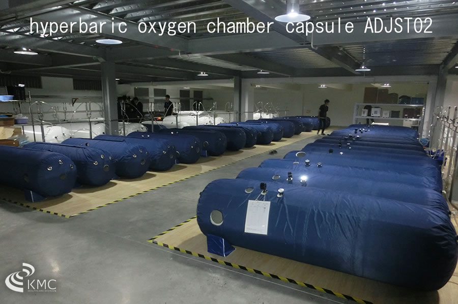 hyperbaric oxygen chamber capsule ADJUSTO2