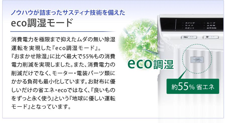 eco調湿モード