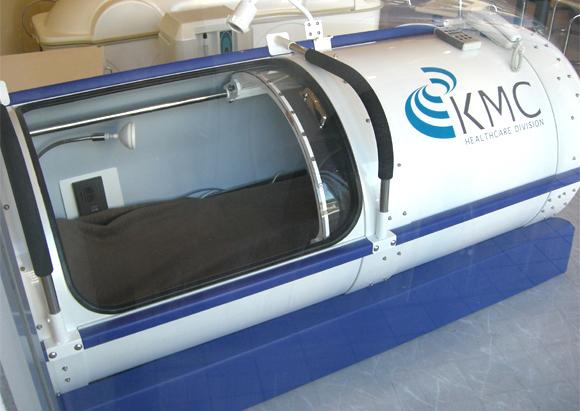 酸素カプセル H2Oカプセル 展示品