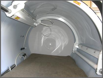 H2Oカプセル内部