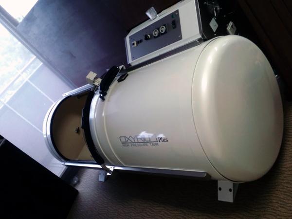 酸素カプセル中古