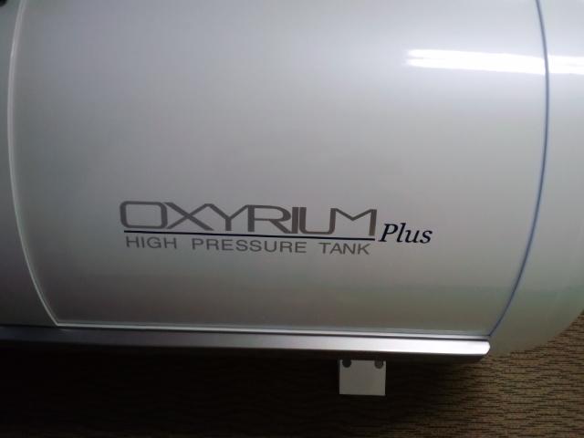 酸素カプセル画像