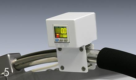 高性能デジタル気圧計
