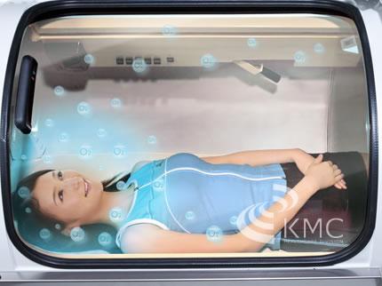 酸素の給気口イメージ